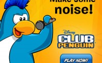 Play free Disney Games online with Club Penguin