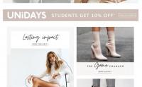 澳大利亚快时尚鞋类市场:Billini