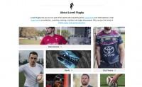 全球最大的在线橄榄球商店:Lovell Rugby