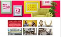 美国百货齐全的精品网站,提供美式风格的产品:Overstock.com