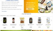美国维生素、补充剂、保健食品购物网站:Vitacost