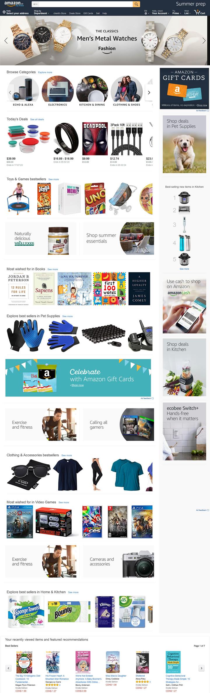 Amazon.ca_