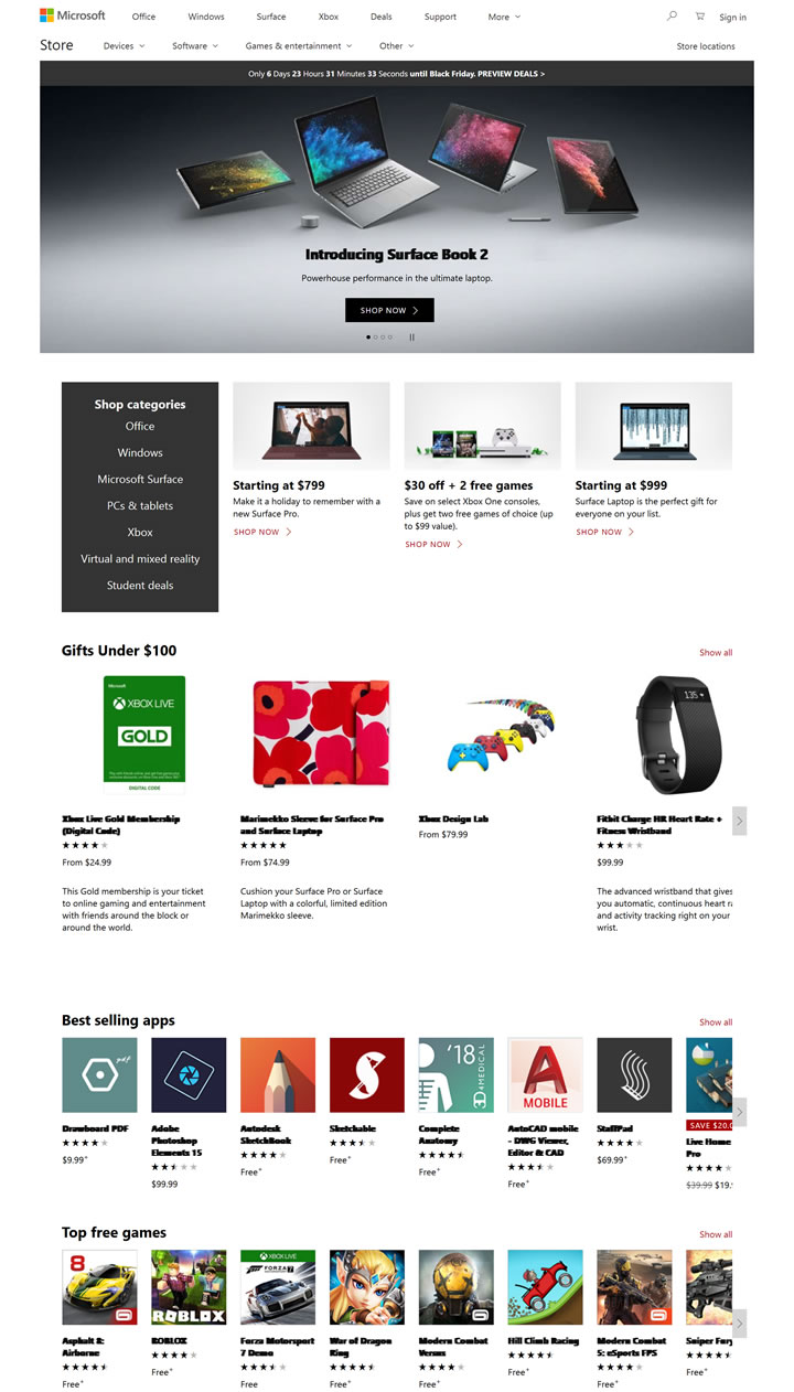 Microsoft-Store-Online